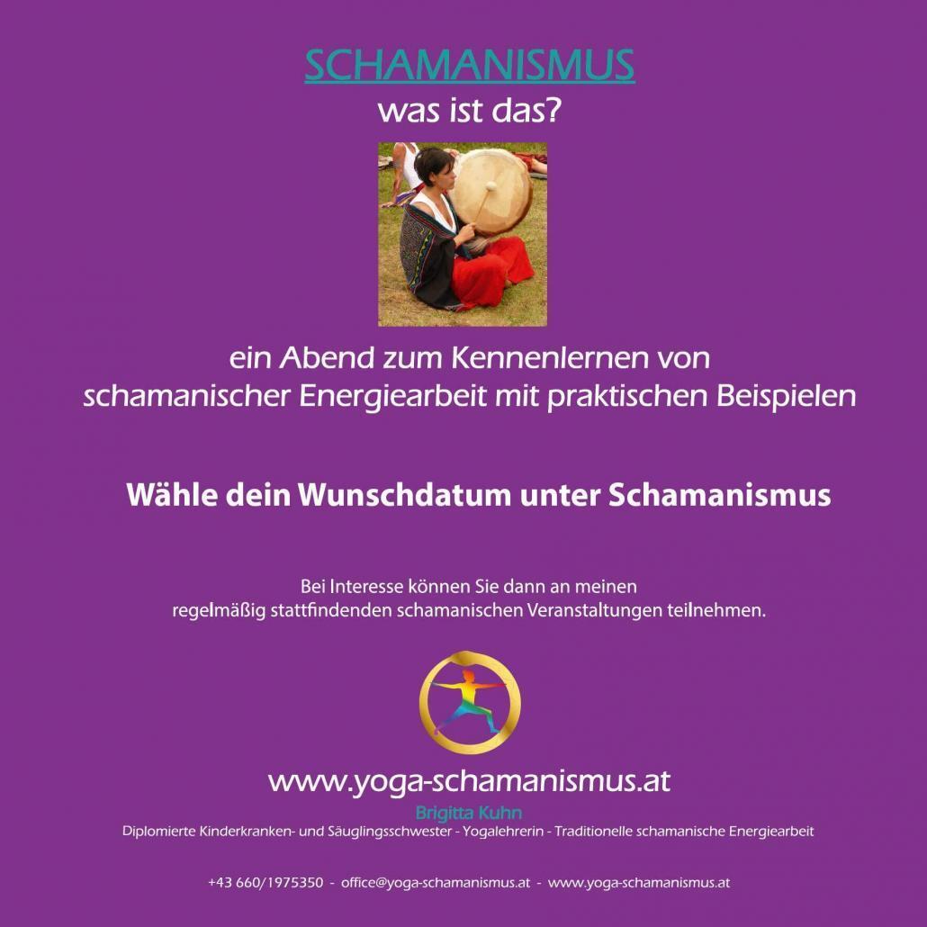 Schamanische Infoabende Wien